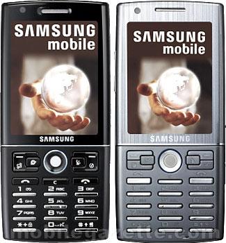 Samsung i560 dùng hệ điều hành Symbian S60. Ảnh: Mobilegazette.