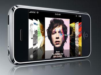 iPhone - cách mạng điện thoại của Apple. Ảnh: Apple.