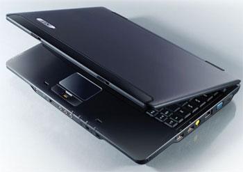 Acer TravelMate 4720 được thiết kế theo phong cách ProFile mới. Ảnh: D-nexus.