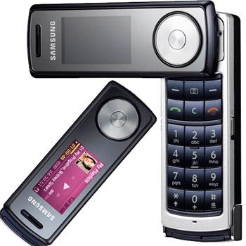 Samsung F210 có bộ nhớ trong lên tới 1 GB. Ảnh: Samsung Vina.