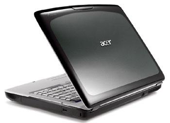 Acer Aspire 5920G bị xem là 1 trong những laptop xấu nhất năm 2007. Ảnh: PC World.