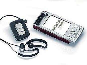 'Máy tính truyền thông đa phương tiện' N95. Ảnh: Trustedreview.