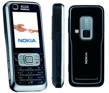 Nokia 6210 Classic hỗ trợ camera 2 Megapixel. Ảnh: