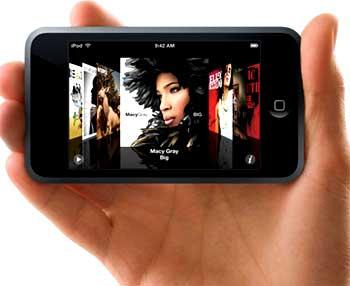 Khả năng iPhone chính thức xuất hiện tại Việt Nam sớm nhất cũng phải quý III/2008. Ảnh: Popwuping.