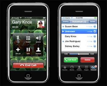 iPhone nổi tiếng vì có giao diện khá độc đáo. Ảnh: Letsgodigital.
