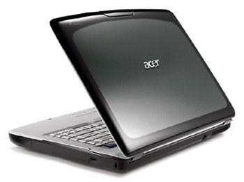 Acer Aspire 5920G bị chê về ngoại hình nhưng được đánh giá cao về chất lượng và khả năng hoạt động. Ảnh: Pcworld.