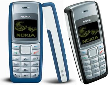 Nokia 1110i là điện thoại bán chạy nhất của Nokia. Ảnh: Handys-mobile.