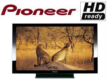 Từ tháng 3/2009, TV Plasma 42 inch của Pioneer sẽ phải sử dụng tấm nền của các hãng khác. Ảnh: Mynewcheap.