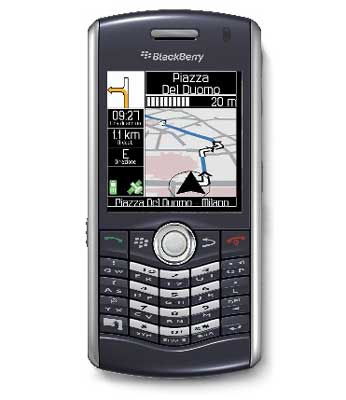 telmap blackberry 9700