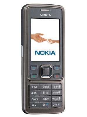 Thiết kế của 6300i tương tự Nokia 6300. Ảnh: Electronista.