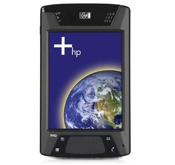 iPaq 4700 - PDA 'đình đám' trước đây. Ảnh: HP.