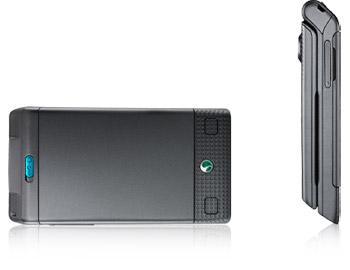 Thời gian sử dụng pin của W380i được lâu. Ảnh: Sony Ericsson.