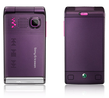 Camera 1,3 Megapixel không hỗ trợ flash. Ảnh: Sony Ericsson.