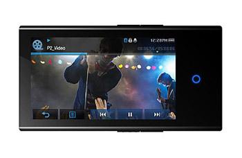 Samsung P2 màn hình rộng xem phim. Ảnh: Pmptoday.