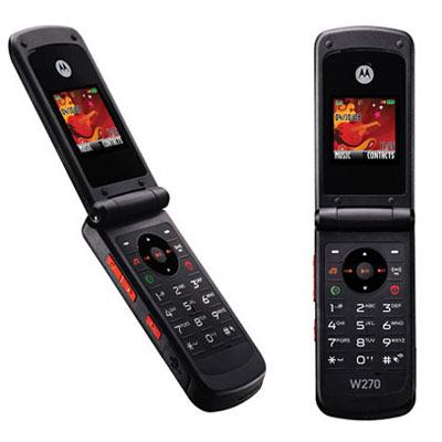 W270. Ảnh: Motorola.