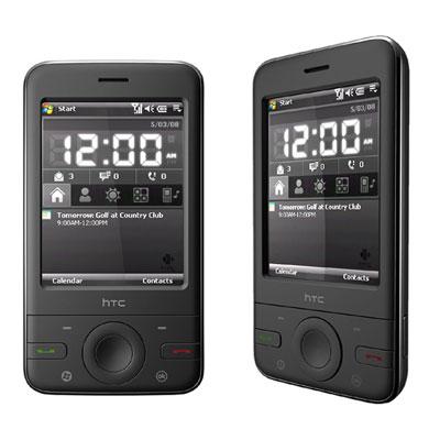 HTC P3470 hỗ trợ kết nối GPS. Ảnh: Techfree.