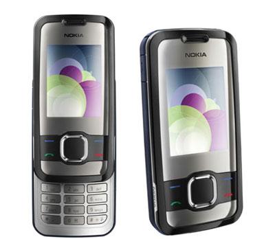 Nokia 7610 Supernova với thiết kế trượt lên. Ảnh: Cnet.