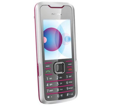 Nokia 7210 Supernova mỏng manh nhất trong bộ tứ. Ảnh: Cnet.