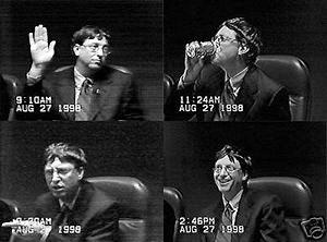 Bill Gates trong đoạn video