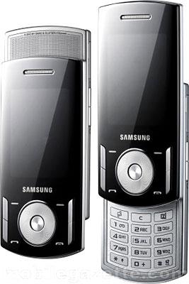 Samsung F400 trượt hai chiều. Ảnh: Mobilegazette.