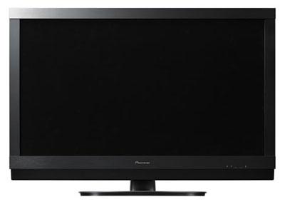 TV LCD Kuro của Pioneer có độ phân giải 1080p và chất lượng hình ảnh không thua kém gì TV Plasma. Ảnh: Reghardware.