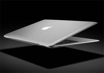 Apple MacBook Air được xem là một biểu tượng thời trang trong thế giới công nghệ. Ảnh: Tech2.