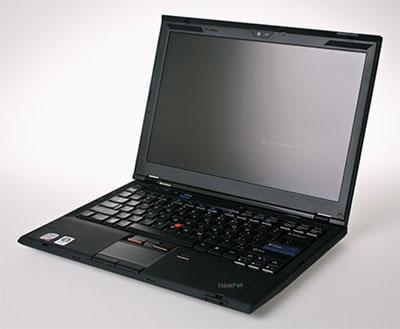 X300 là laptop ThinkPad sexy nhất từ trước đến nay. Ảnh: Wired.