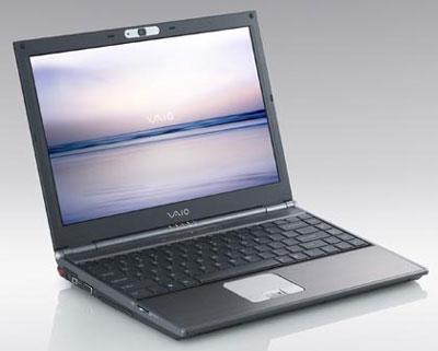 Sony Vaio SZ là dòng laptop doanh nhân có cấu hình cao, ngoại hình đẹp. Ảnh: Yourtechreviews.