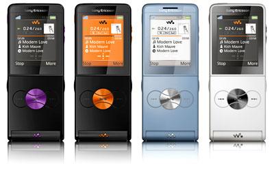 Điện thoại có nhiều màu. Ảnh: Mobile-reviews.