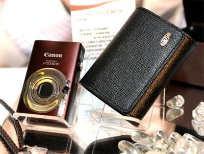 Chất lượng hình của Canon IXUS 80 IS được đánh giá cao. Ảnh: Digital camera.