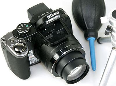 Dòng P được Nikon trang bị cho những tính năng chụp hình tiên tiến nhất. Ảnh: Cnet.