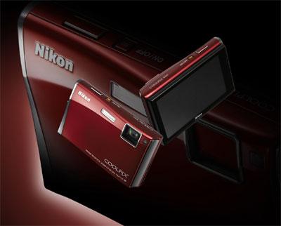 Coolpix S-series là dòng máy ảnh đề cao thiết kế thời trang. Ảnh: Nikonusa.
