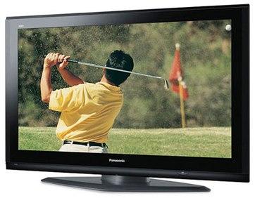 Những mẫu TV Plasma 1080p đời 2008 của Panasonic có tuổi thọ 100.000 giờ. Ảnh: Reghardware.