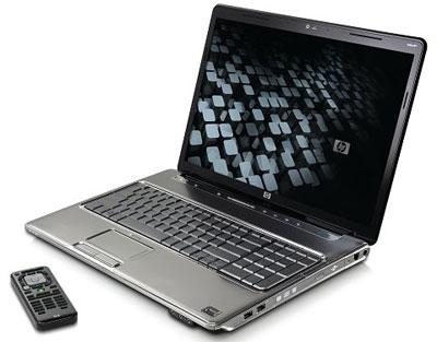 HP Pavilion dv7 có thiết kế khá độc đáo. Ảnh: Cnet.