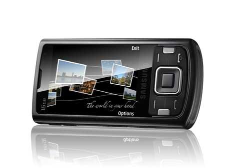 Điện thoại Samsung Innov8 - Ảnh: S.S.