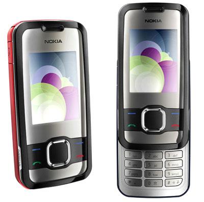 Nokia 7610 Supernova có vỏ màu lòe loẹt. Ảnh: Farm3.