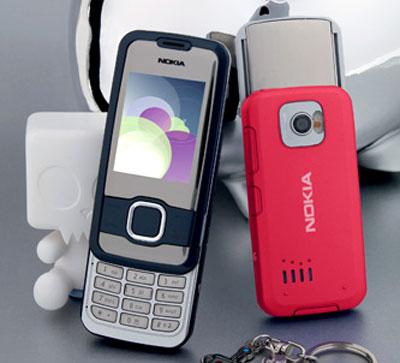 Chiếc điện thoại có camera 3,2 Megapixel. Ảnh: Phonereport.