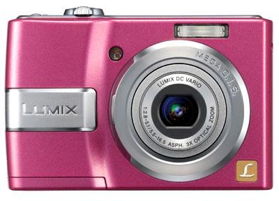 DMC-LS80 là chiếc máy ảnh Lumix có tính năng cơ bản nhất. Ảnh: ITTechnews.