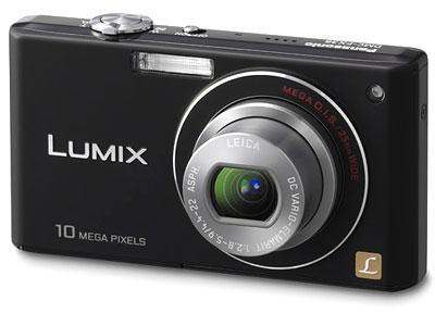 Lumix DMC-FX38 góc siêu rộng 25 mm. Ảnh: Cnet.