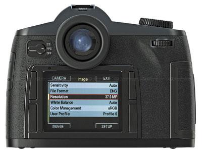 Leica S2 nhắm đến đối tượng người dùng chuyên nghiệp. Ảnh: Dpreview.