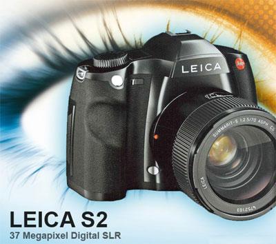 Leica S2 được trang bị cảm biến lớn gấp rưỡi cảm biến full-frame. Ảnh: Letsgodigital.