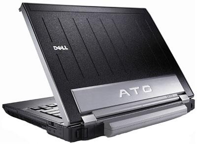 Dell Latitude E6400 ATG được Bộ Quốc phòng Mỹ chứng nhận về khả năng chịu đựng các điều kiện khắc nghiệt. Ảnh: Cnet.