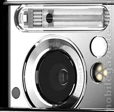 Camera độ phân giải 8,1 Megapixel cùng nhiều tính năng phụ trợ cao cấp. Ảnh: Mobilegazette.