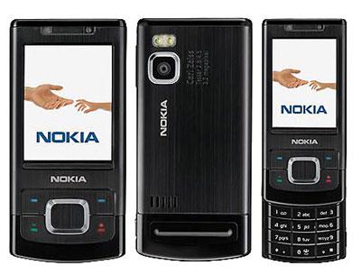 Nokia 6500 Slide có thiết kế trượt chắc chắn. Ảnh: Gsmarena.