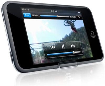 iPod Touch được đánh giá cao về thiết kế và tính năng. Ảnh: Blorge.