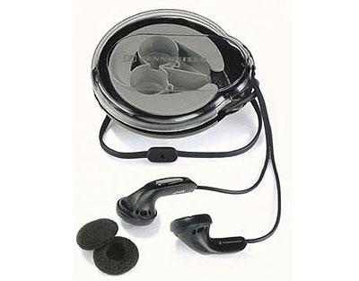 MX400 là tai nghe giá rẻ của . Ảnh: Cnet.