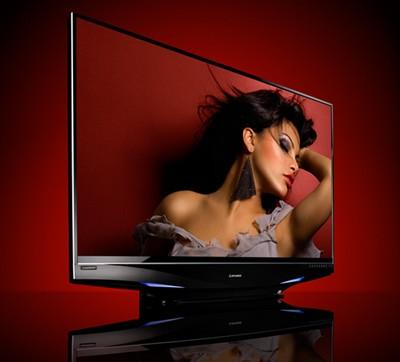 Mitsubishi LaserVue hiển thị gam màu rộng hơn nhưng tiêu tốn ít điện năng hơn so với những dòng HDTV hiện hành. Ảnh: Lasertv.