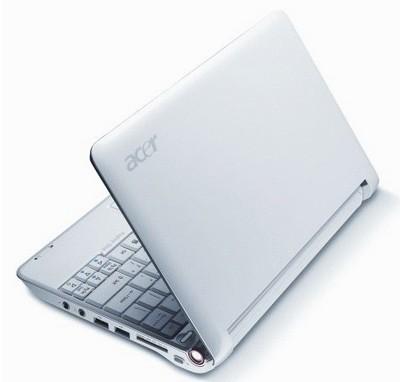 Acer Aspire One nhanh chóng được thị trường đón nhận sau khi ra mắt. Ảnh: Engadget.