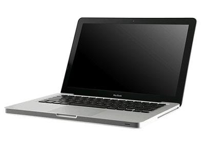 MacBook mới nổi bật với khung nhôm. Ảnh: Cnet.