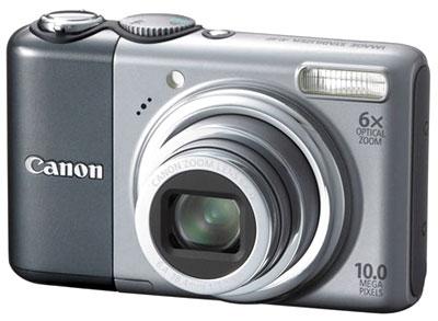 A2000 IS nhỏ hơn A720 IS tới 25%. Ảnh: Cameralabs.
